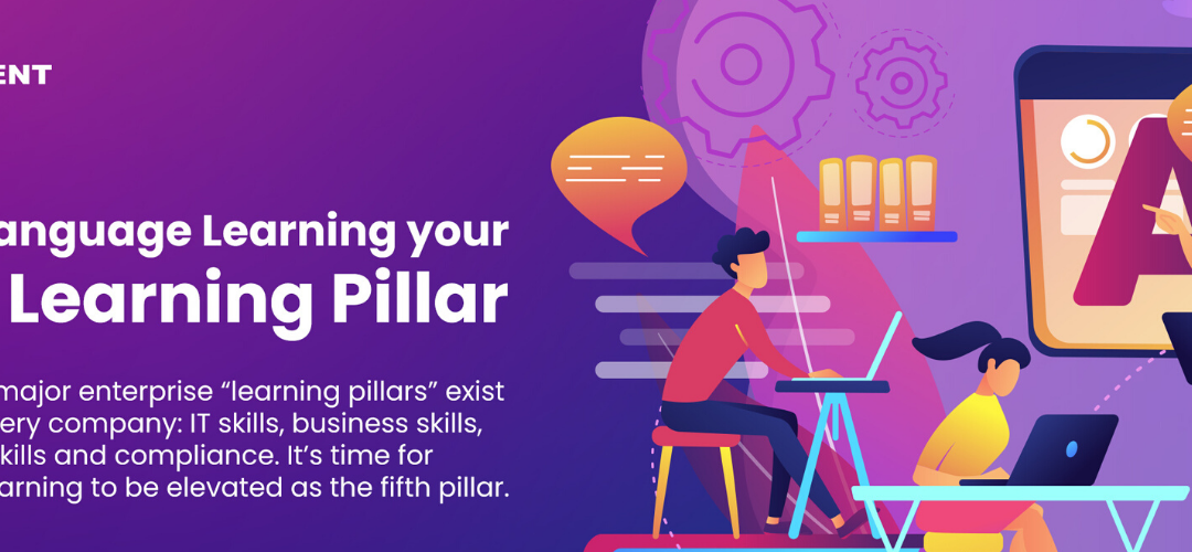 [INFOG] Make Language Learning Your Fifth Learning Pillar