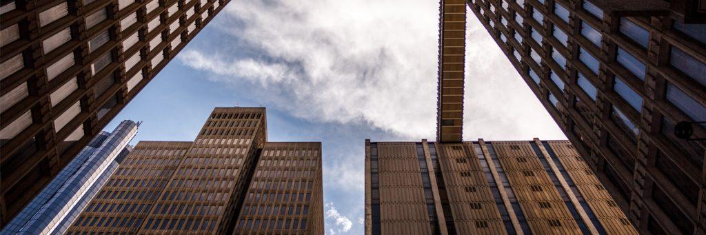 Business Gebäude