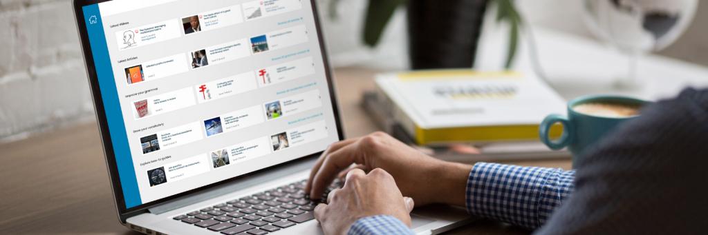 gofluent digital learning portal