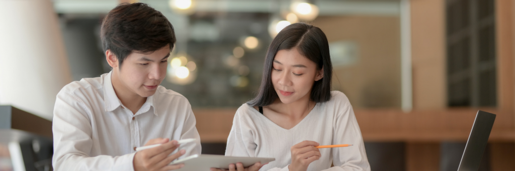asians promoting workplace learning